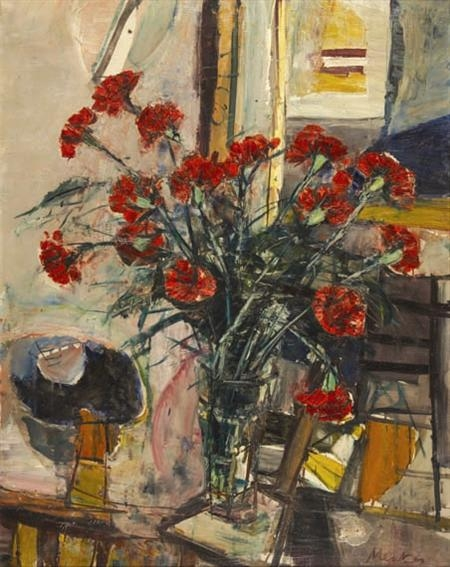 Still Life by a Window