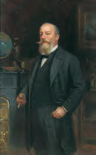 Portrait of Adolf Weisenberg
