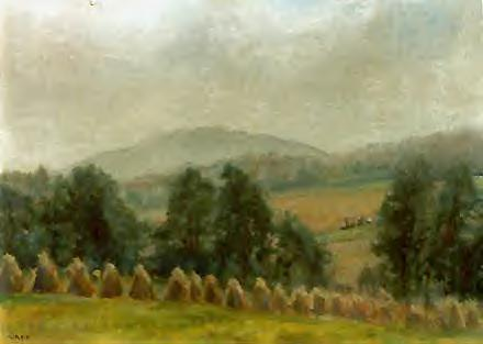Kalwarian Landscape with Sheaves