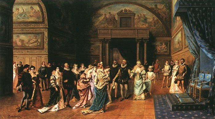 Court of Valois