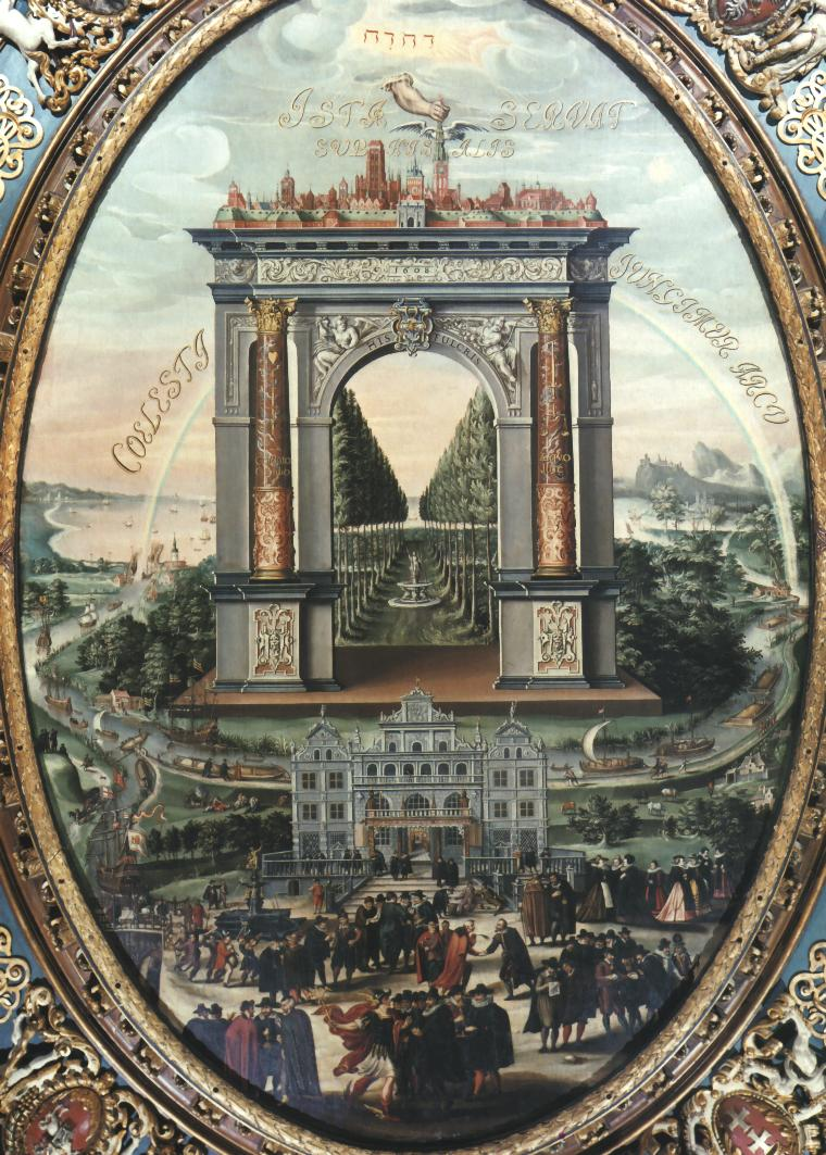 Allegory of Gdansk Trade