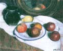 Still Life with Fruit and a Jug