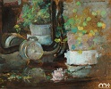 Still Life with an Alarm Clock