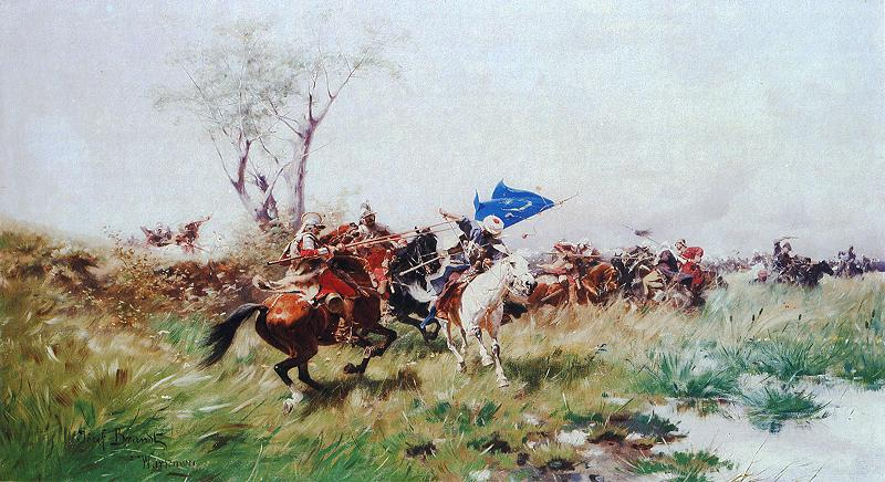 Attack of the Cavalry