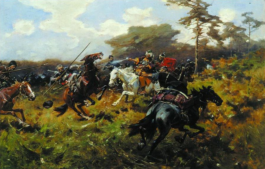 Battle against Tatars