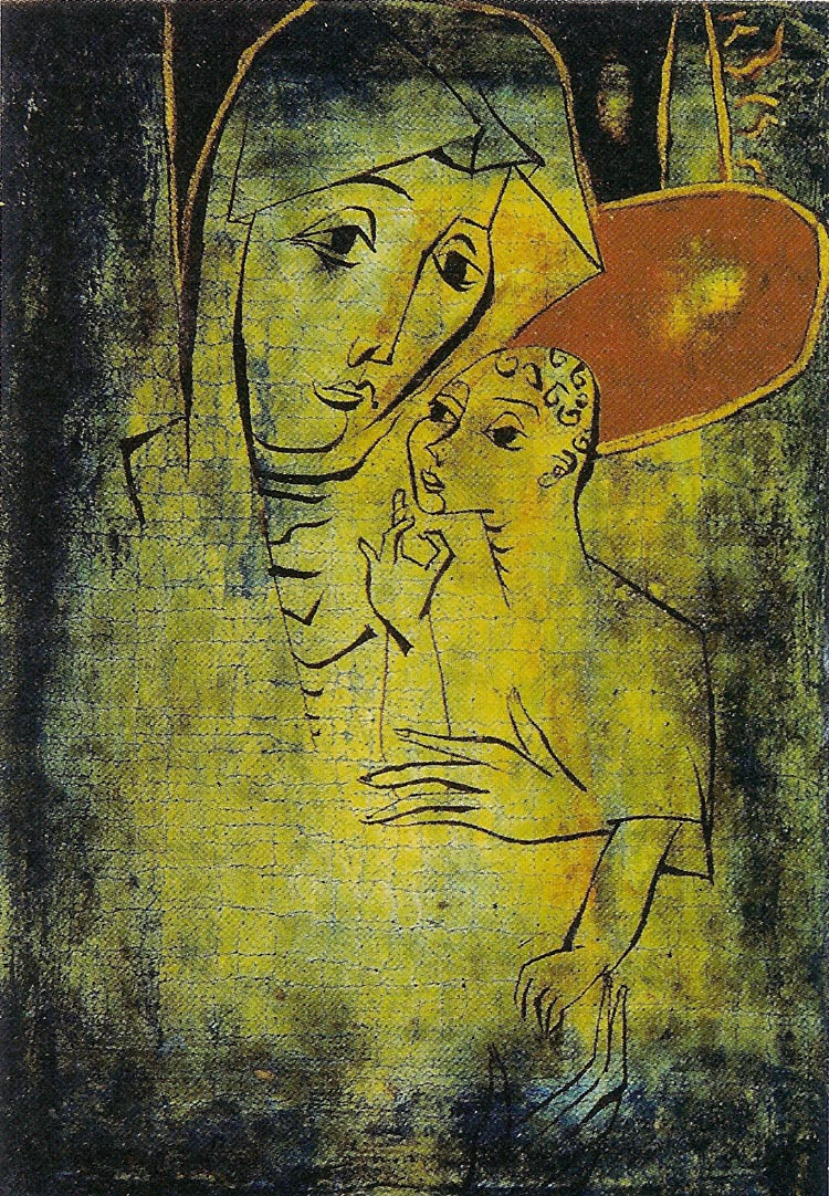 Madonna with a Child