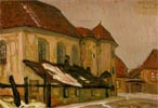 Old Synagogue in Tykocin