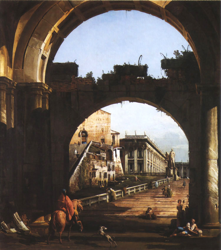 Capriccio of the Capitol