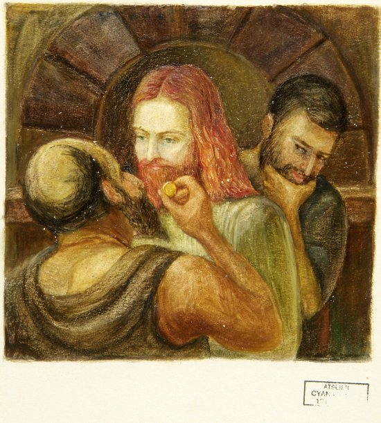 Christ and a Penny
