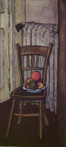 Apples on a Chair