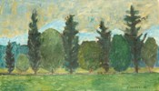 Landscape near the Seine