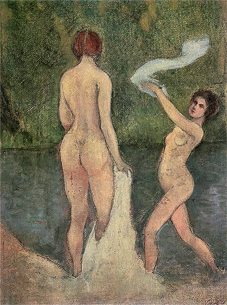 Bathing Women