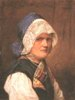 Portrait of Bavarian Woman