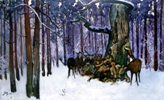 Forest Fairy Tale - Winter