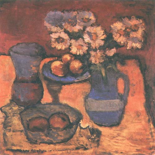 Still Life with Marguerites