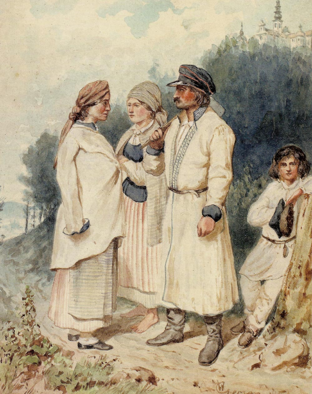 Peasants of Sandomierz