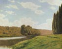 Landscape with Cypresses