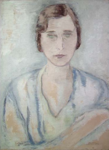 Portrait of Lena
