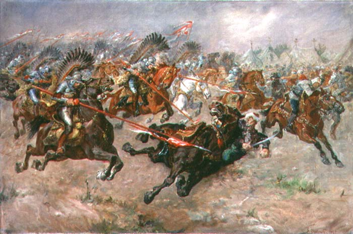Attack of the Hussars