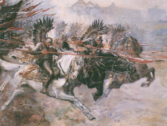 Charge of the Polish Hussars