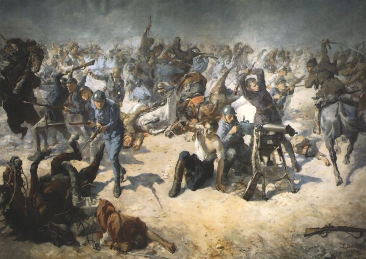 Battle of Zadworze