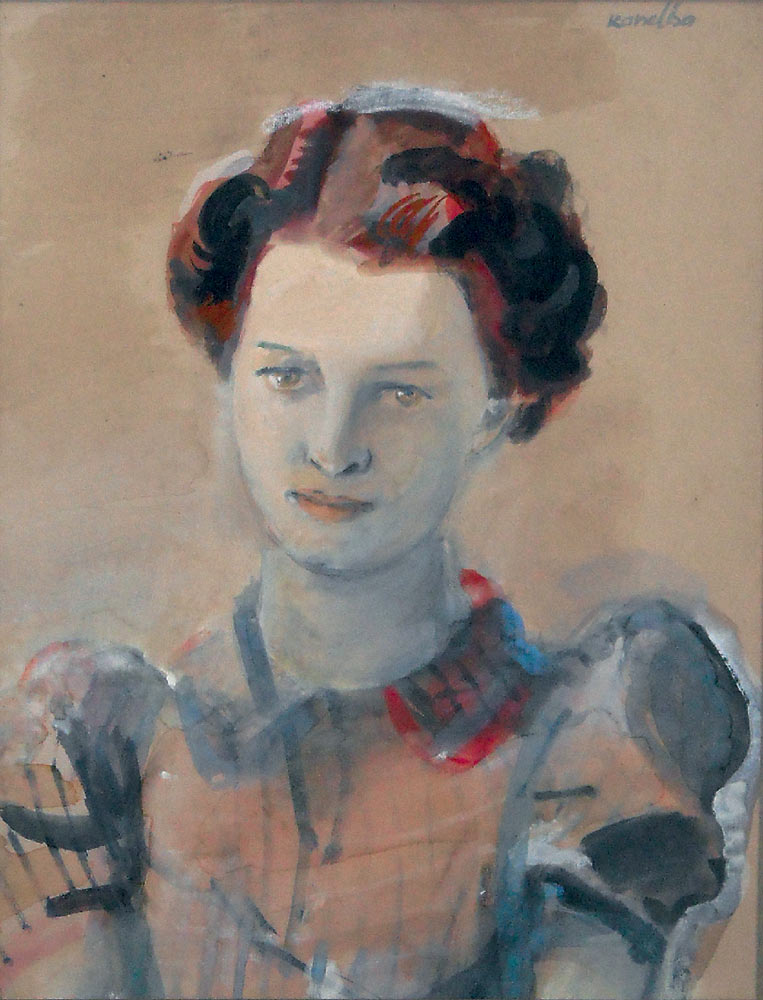 Portrait of Suzanne