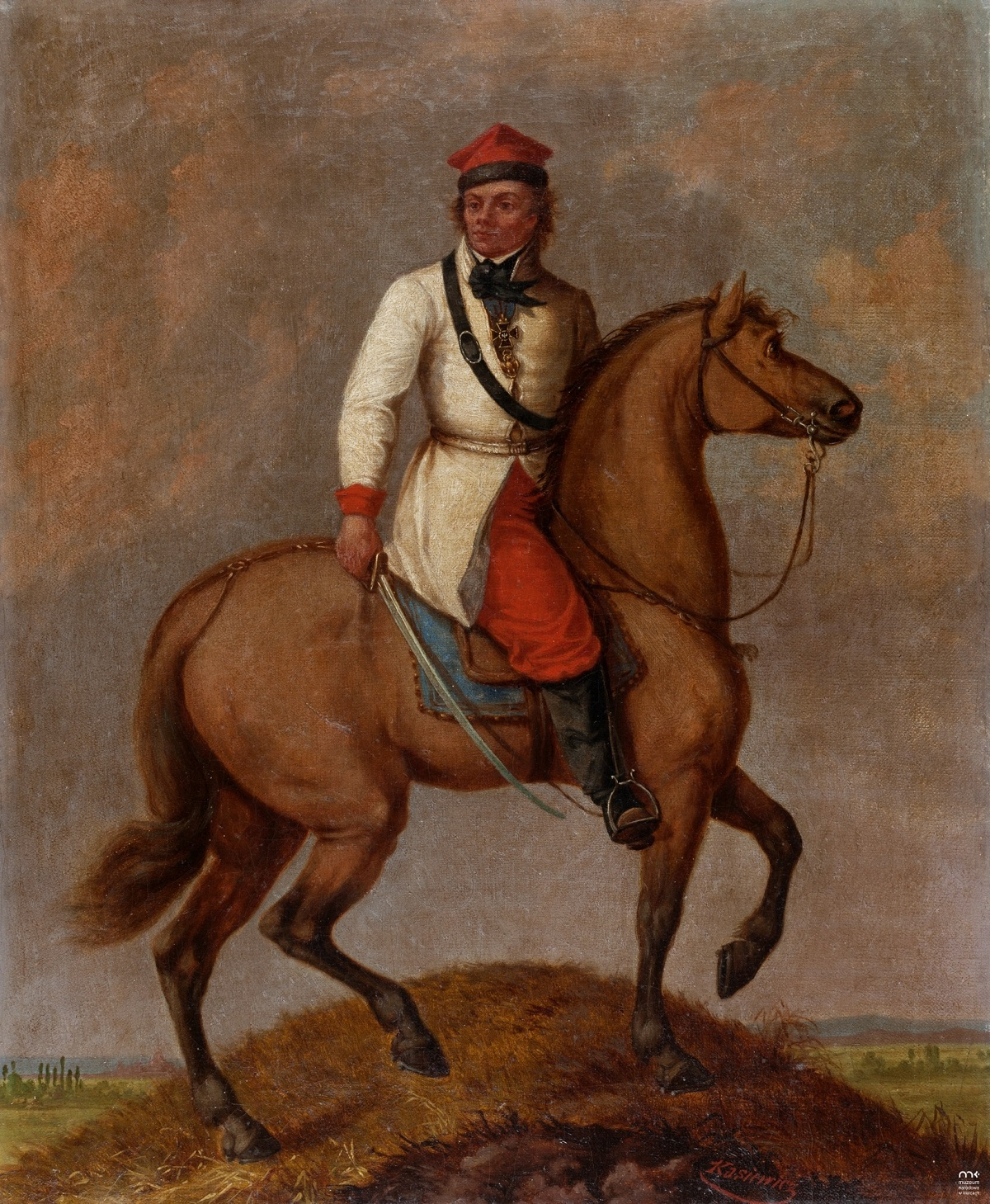 Kosciuszko on Horseback