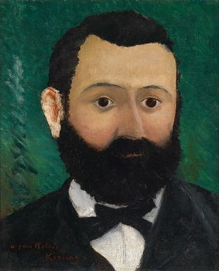 Portrait of Baltus