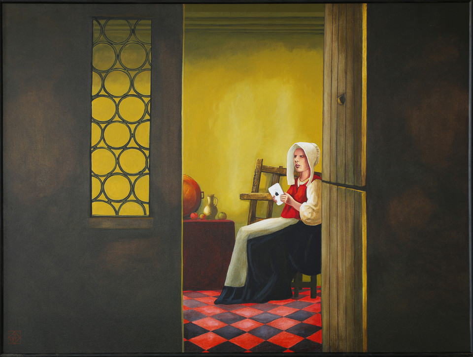Vermeer in New York