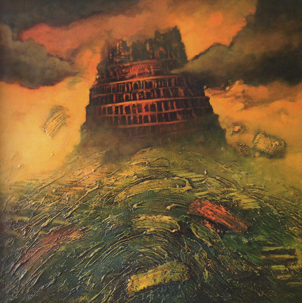 Mysteries of the Tower of Babel