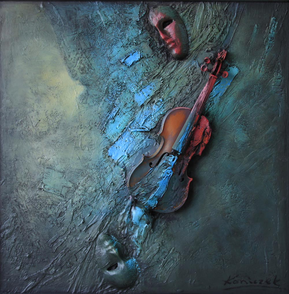 Mystery of the Violin