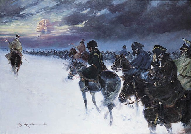 Retreat of the Great Army from Moscow