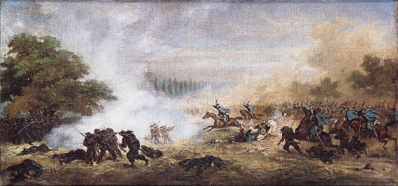 Rodakowski at The Battle of Custoza