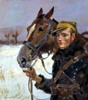 Soldier with a Horse