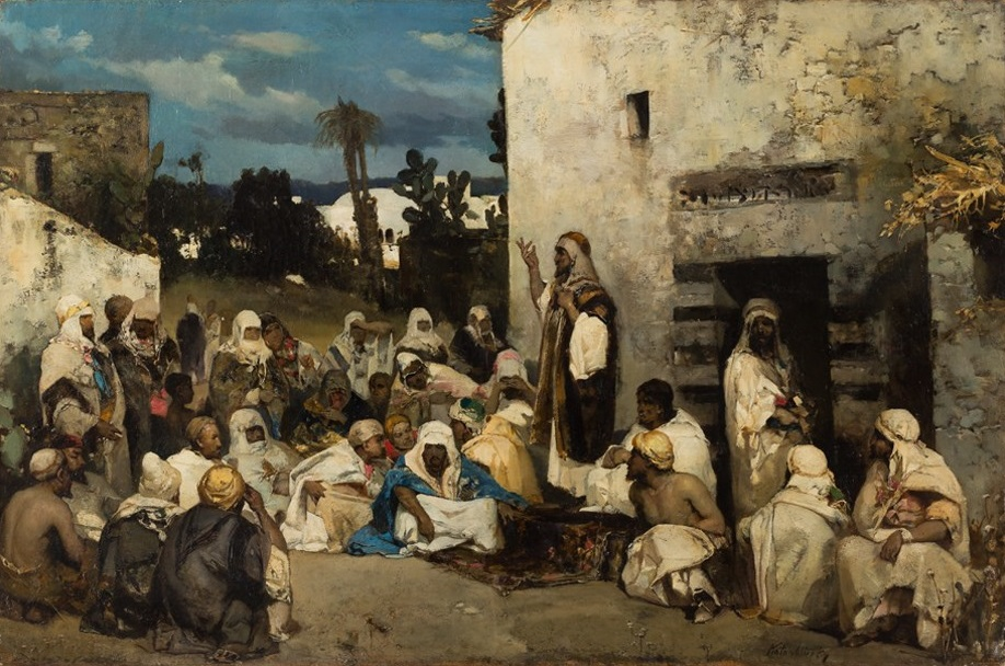 Sermon at Capernaum