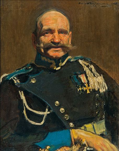 Portrait of the Sergeant