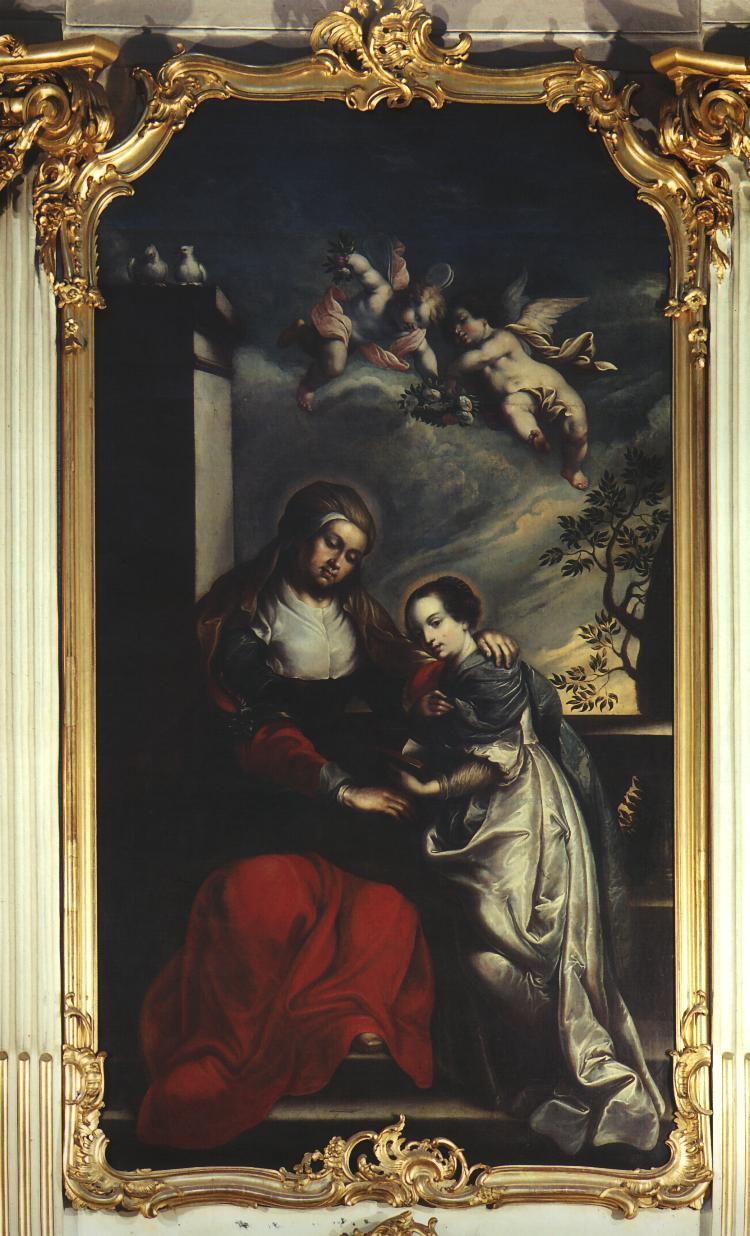 Teaching of the Virgin Mary