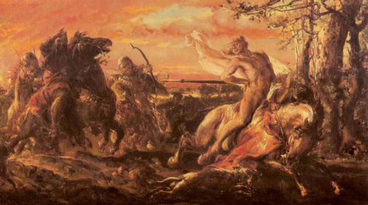 Slaying of Leszek the White in Gasawa