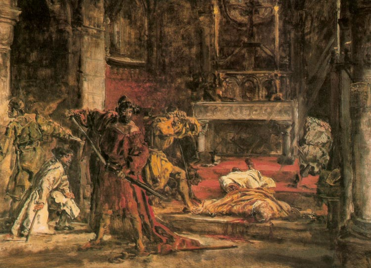 Slaying of St. Stanislaus