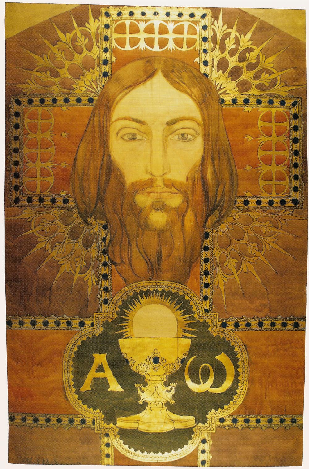 Head of Jesus