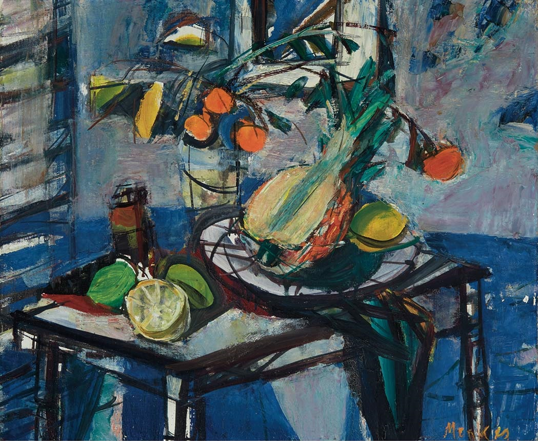 Tropical Still Life