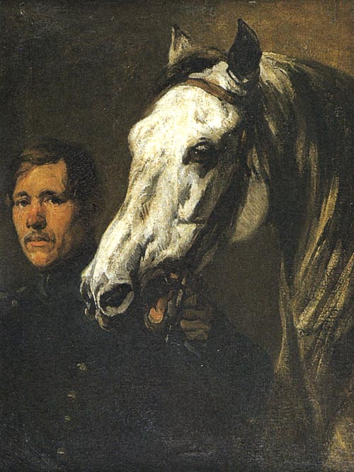 Groom with a Horse