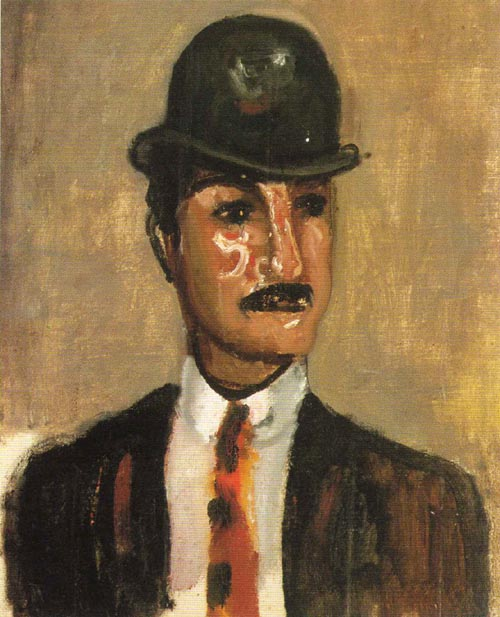 Man in a Bowler Hat