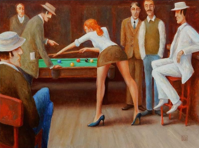Billiards at Bill´s