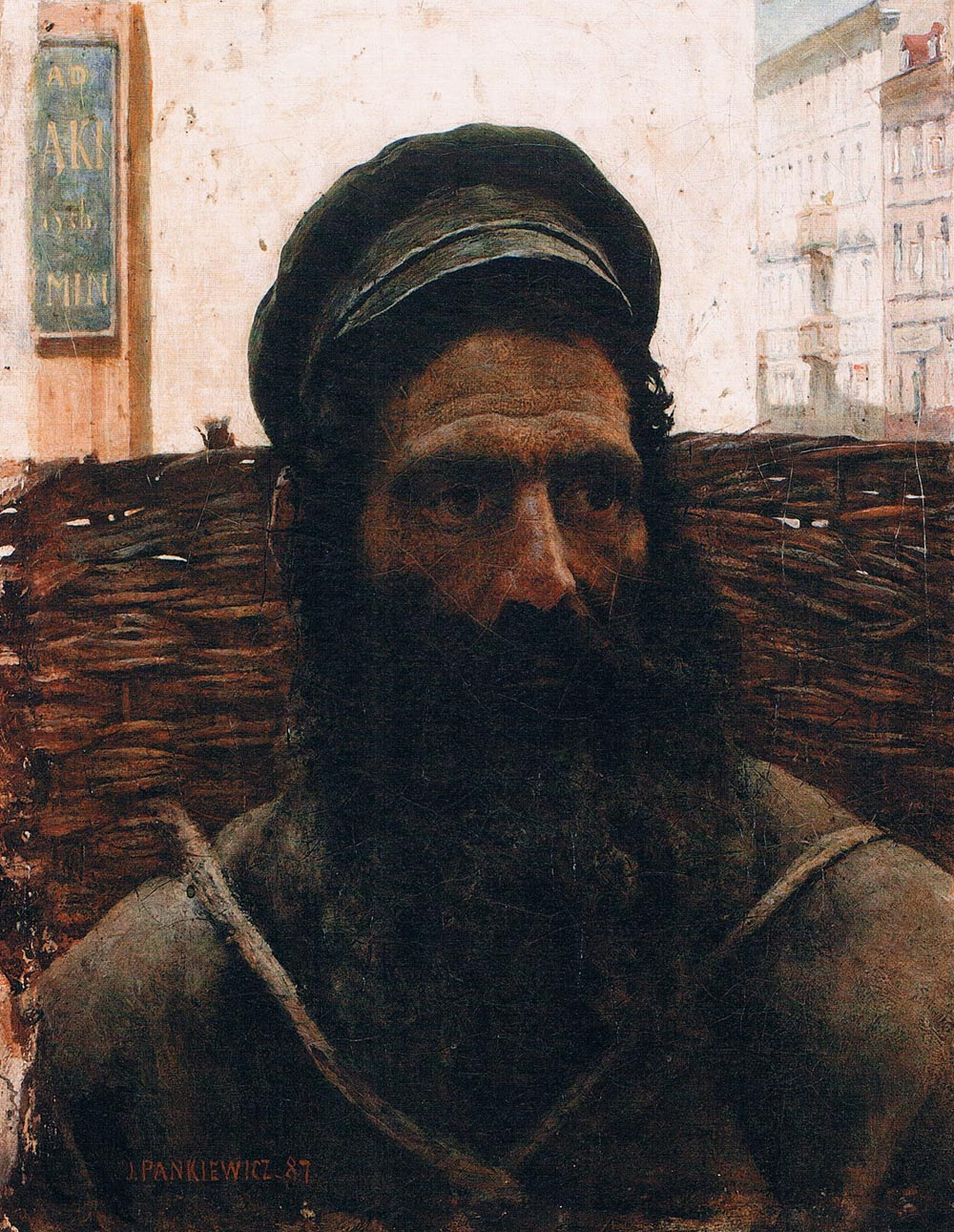 A Jew with a Basket