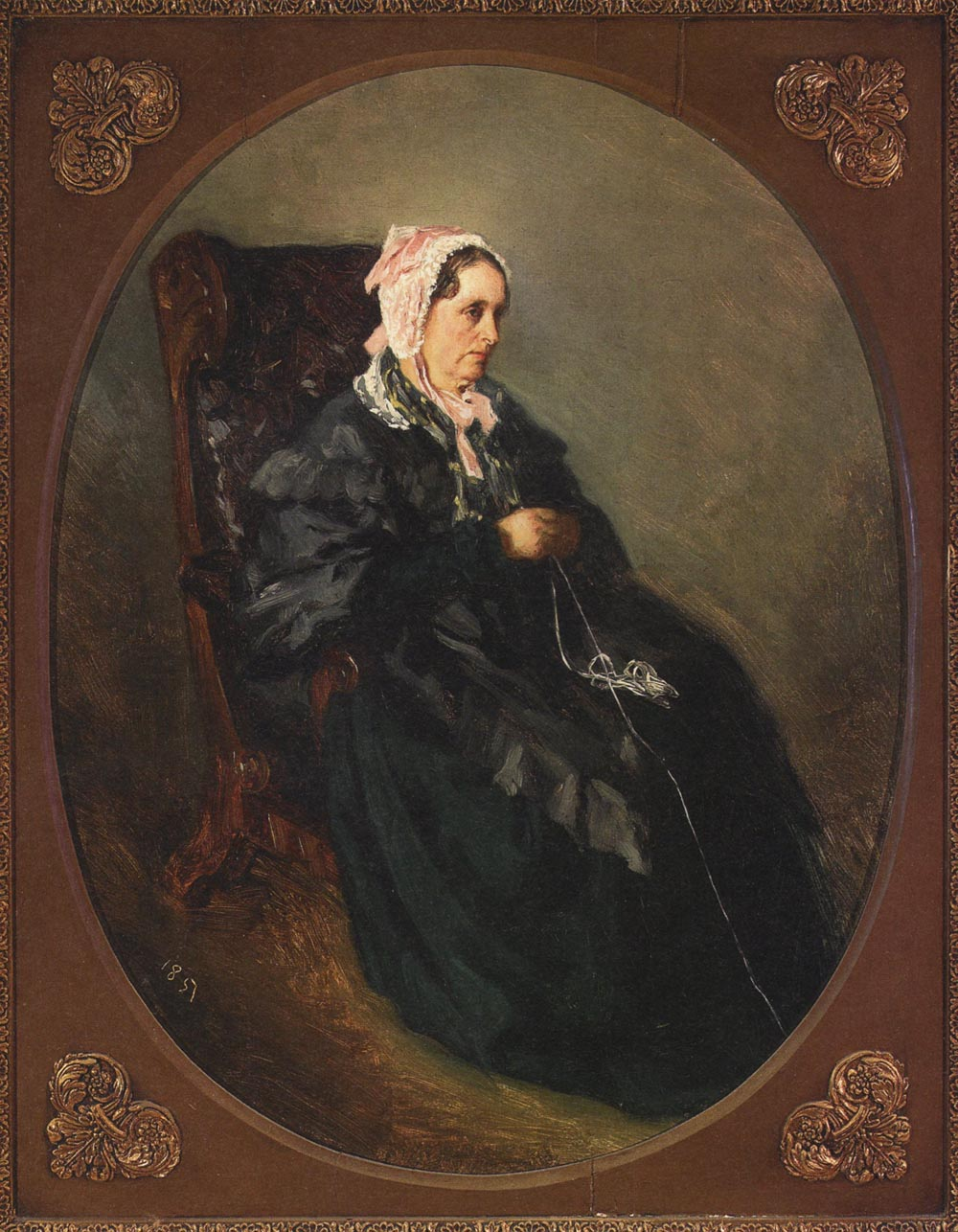 Portrait of the Artist's Aunt