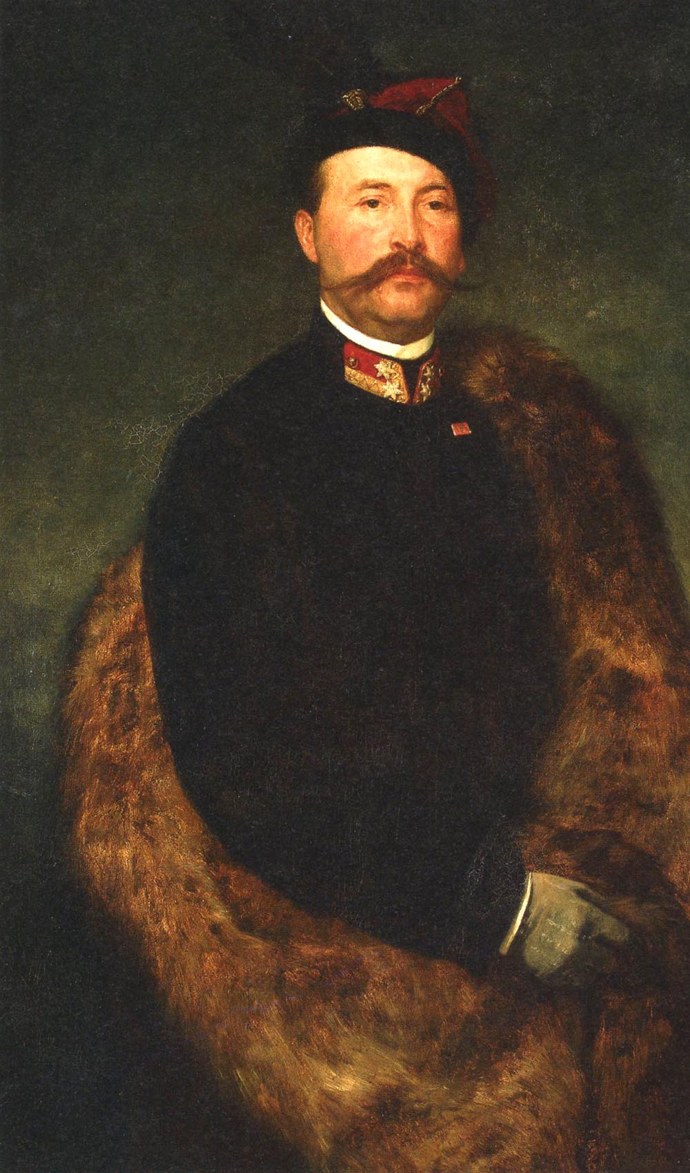 Portrait of the Artist's Brother Maksymilian