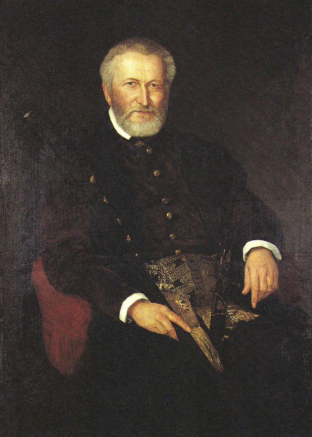 Portrait of Leon Sapieha