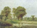 Landscape with Water in the Foreground