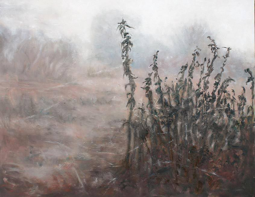 Autumn Landscape with Stinging Nettle